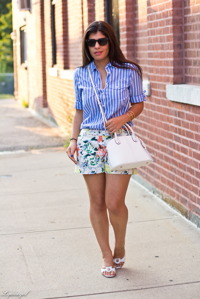 striped shirt, floral shorts-4.jpg