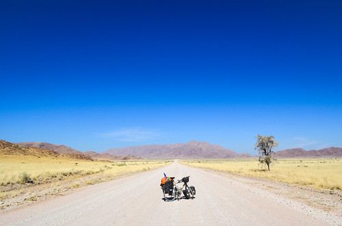 C19 road, Namib-Naukluft national park, Namibia