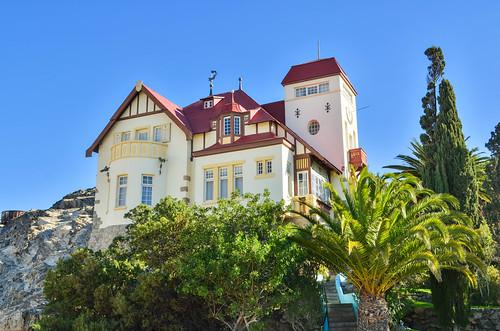 Goerke Haus, Lüderitz