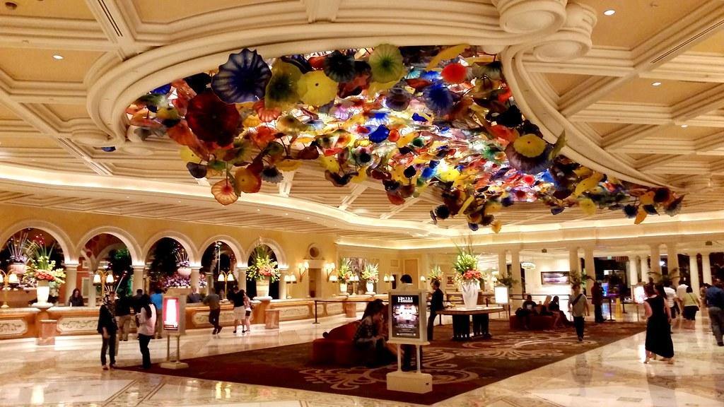 Bellagio Las Vegas |Las Vegas Bellagio Hotel Lobby