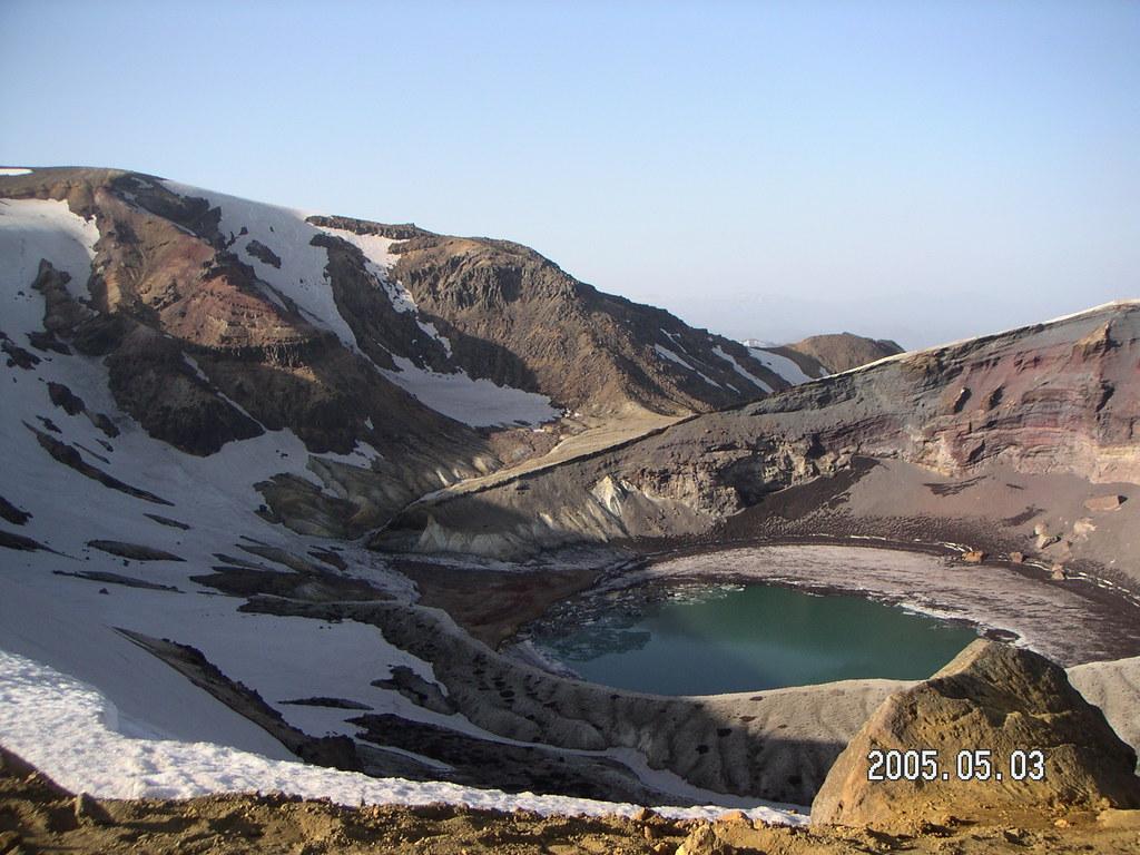 蔵王のお釜20050503 (15)