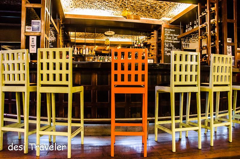 Johnson Lodge Bar Manali