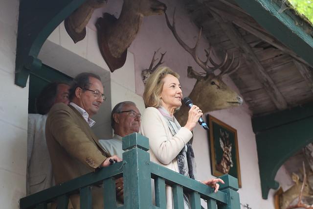 Dominique Bona, Jean-Marie Rouart - Forêt des Livres 2014