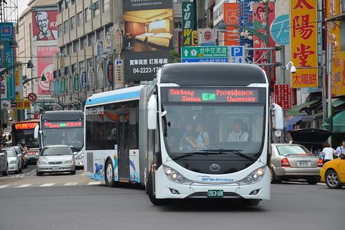 BRT連車