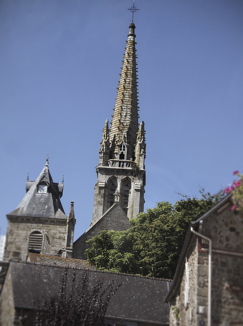 Drive through Brittany