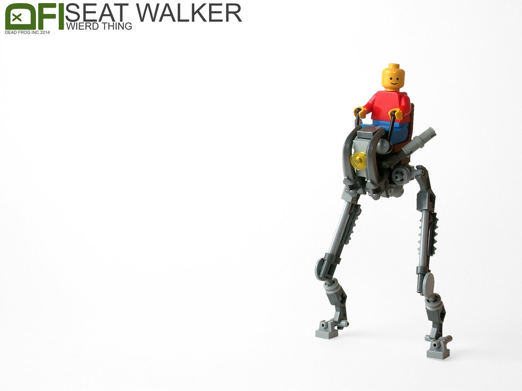 The most comfortable Walker EVER. ever... ever......