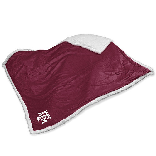 Texas A&M Aggies NCAA Sherpa Blanket