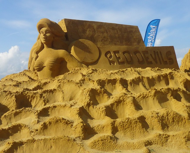 Sculpures sur sable Disney - News Touquet p.1 ! 14956558302_b367d9760a_z
