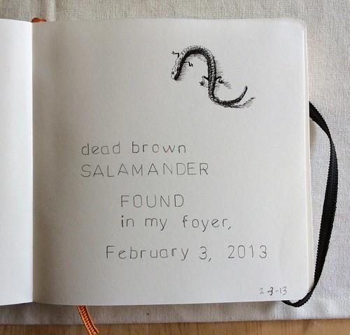 Lost & found sketch