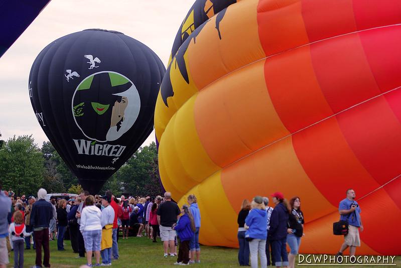 Plainville Balloon Festival