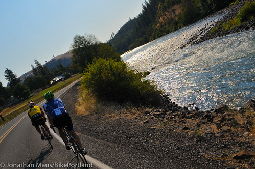 Cycle Oregon 2014 - Day 1-28