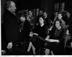 Training Women for Capital Transit: 1943