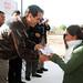 Ciudadanos de Bácum recibieron certificados de vivienda digna y piso firme, de parte del Gobernador Guillermo Padrés Elías. por Guillermo Padrés Elías
