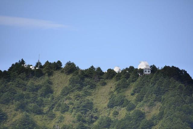 遠望鹿林山天文台