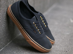Vans   Authentic - Black Rubber  f1e7167e3f