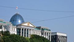 Pałac Prezydencki, Tbilisi.