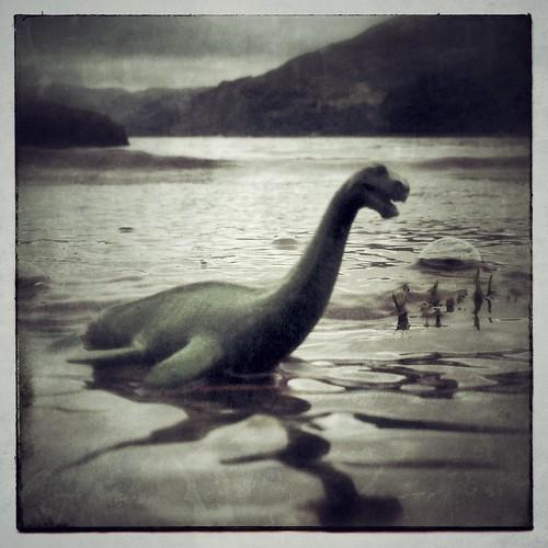 The beast of Loch Earn