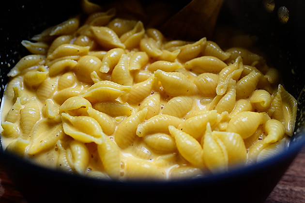 Quick Shells & Cheese