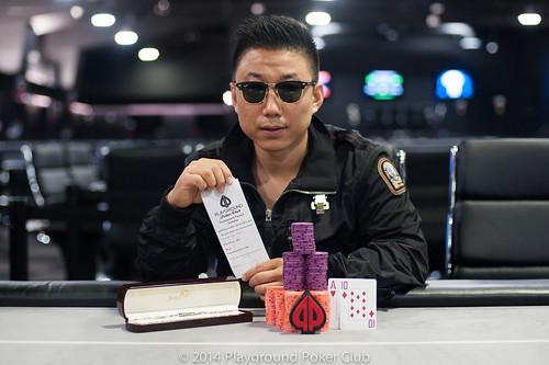 Event 6 Champion: Zhen Wang