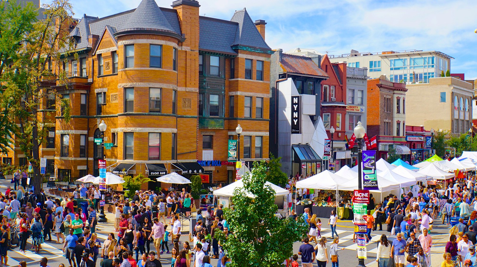 Thanks for using my photo, Thrillist, in Things to Do in Washington DC This Weekend: September 8-10, 2017