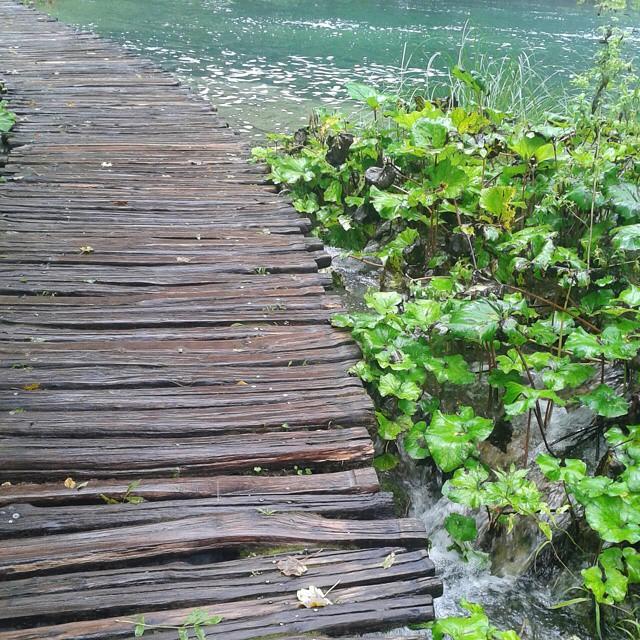 Plitvicen järviä