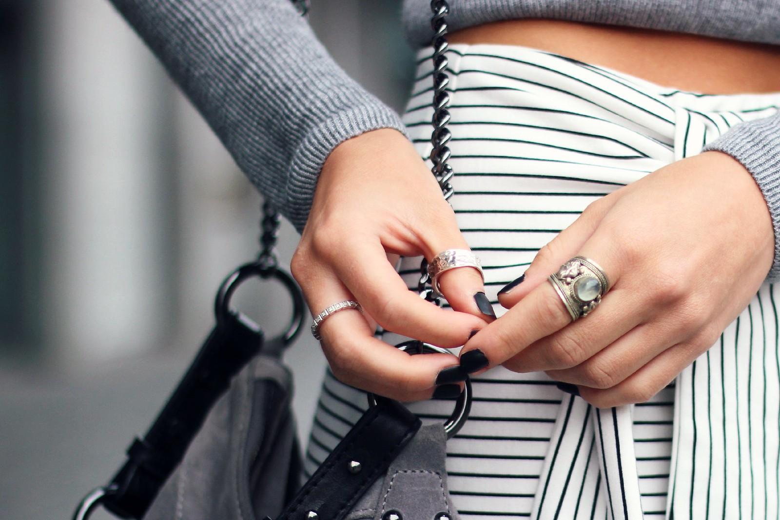 Zara Tie-Waist skirt 6