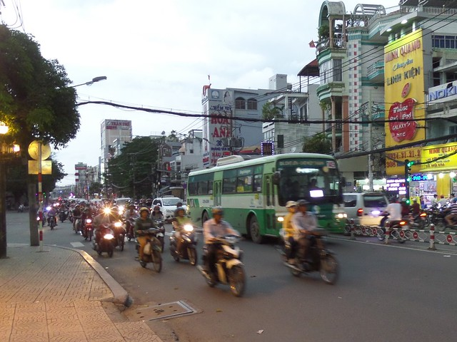 Ho Minh Chi Traffic