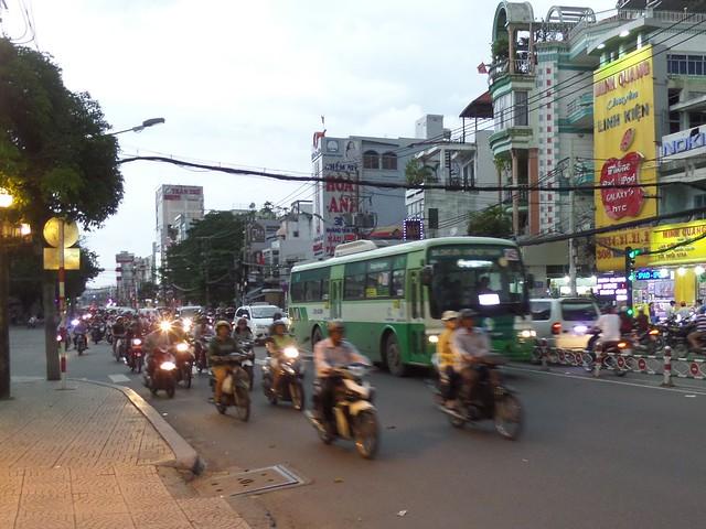 Ho Minh Chi Traffic