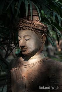 Chiang Mai - Buddha Statue