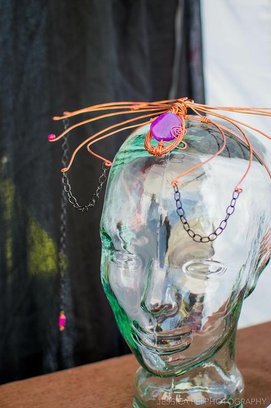 jewelry metal headpiece headband