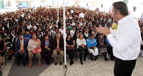 Encabeza Pozo Feria Vas a Mover a México by agenciainqro.com Agencia Queretana de Noticias
