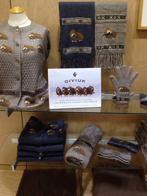 Hotel has a Qiviuk store. Lolololz all day long.