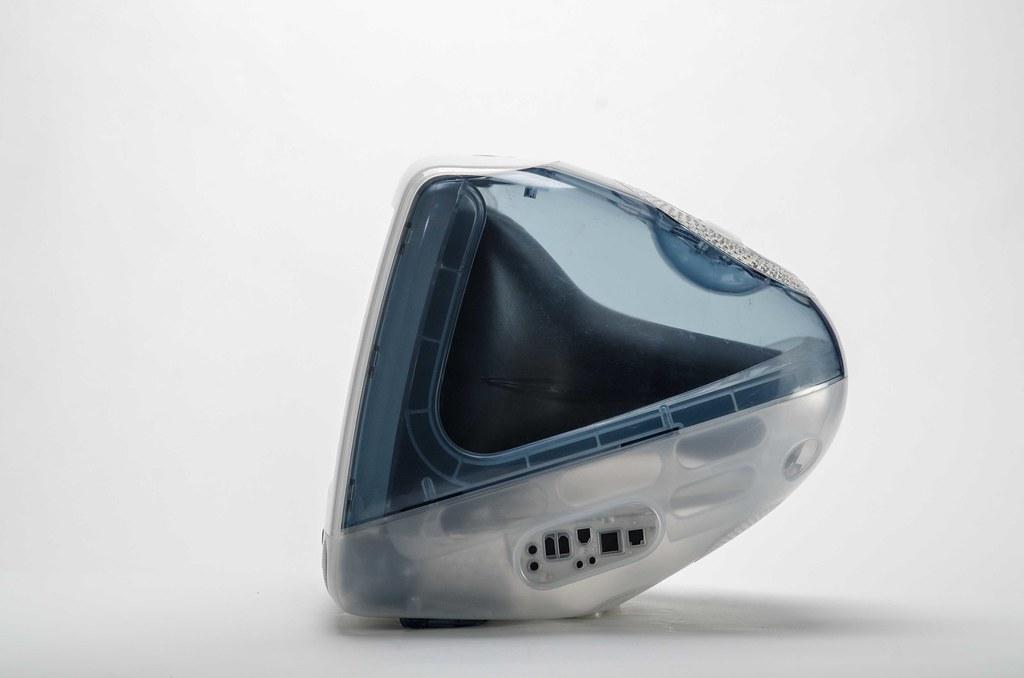 Prototype iMac G3 Graphite
