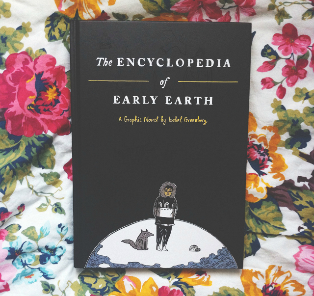 the encyclopedia of early earth isabel greenberg book review uk book blog lifestyle vivatramp