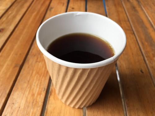 石窯ぱんやnicoのコーヒー