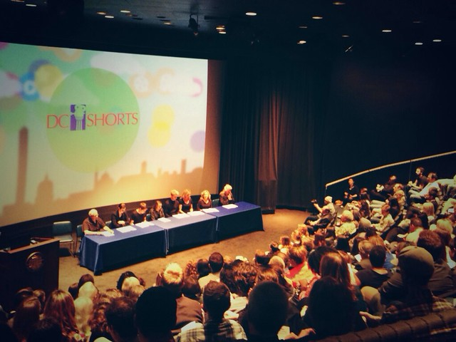 Full house at DC Shorts Screenplay Competition