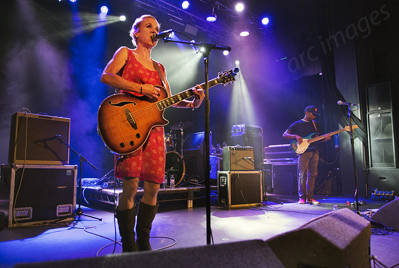 Throwing Muses, Kristin Hersh, Manchester Academy, 19-9-14