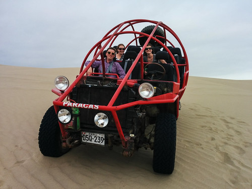 travel peru nicole julie jake sandboarding sanddunes dunebuggy paracas peru2014
