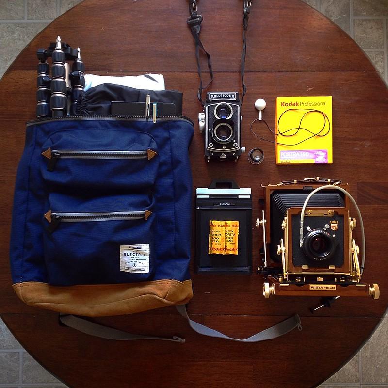 MJO Camera Bag