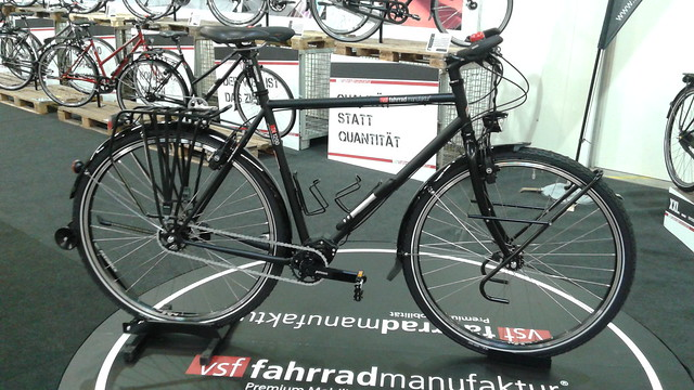VSF Fahrradmanufaktur Pinion Eurobike 2014