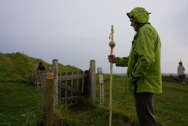 Walking Sticks, Alien Energy, Hanstholm