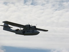 aviation, military aircraft, airplane, vehicle, propeller, consolidated pby catalina, flight, air force,
