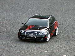 ferngesteuertes Modell Audi RS6