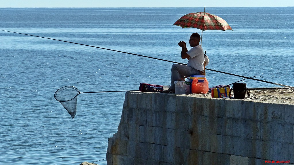 Pescatore...della domenica!!