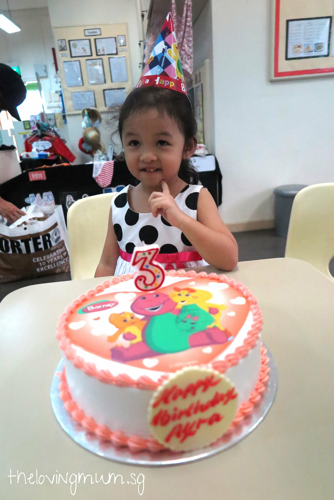 12 Sep 2014 - Ayra Birthday Celebration at Playgroup