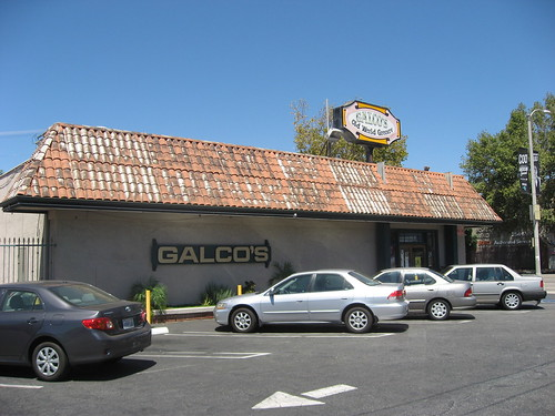 Galco's Los Angeles CA - Vintage Soda Shop Exterior - Photo by Keith Valcourt