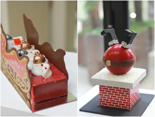 Relais Desserts 2014 Cakes
