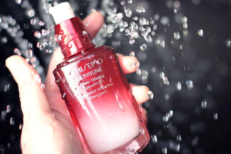 Shiseido Ultimune Power Infusing Concentrate Beauty new product skincare immune system strength beautyblogger fashionblogger Ricarda Schernus CATS & DOGS 2