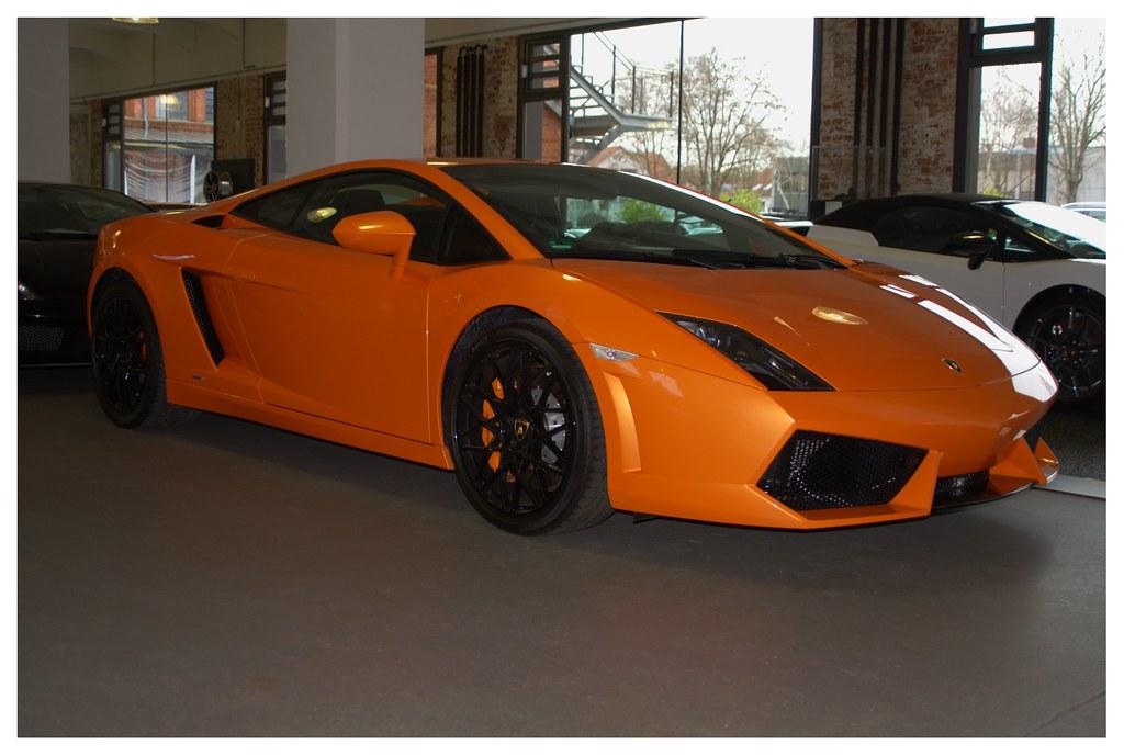 Orange I Lamborghini Gallardo Lp 560 4 Colour Arancio Bor Flickr