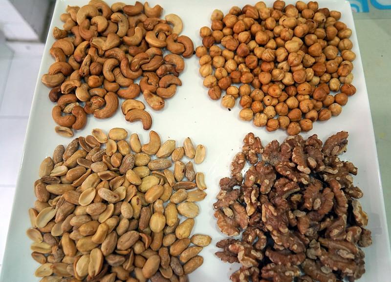 Tefal Actifry - Roasting nuts-005